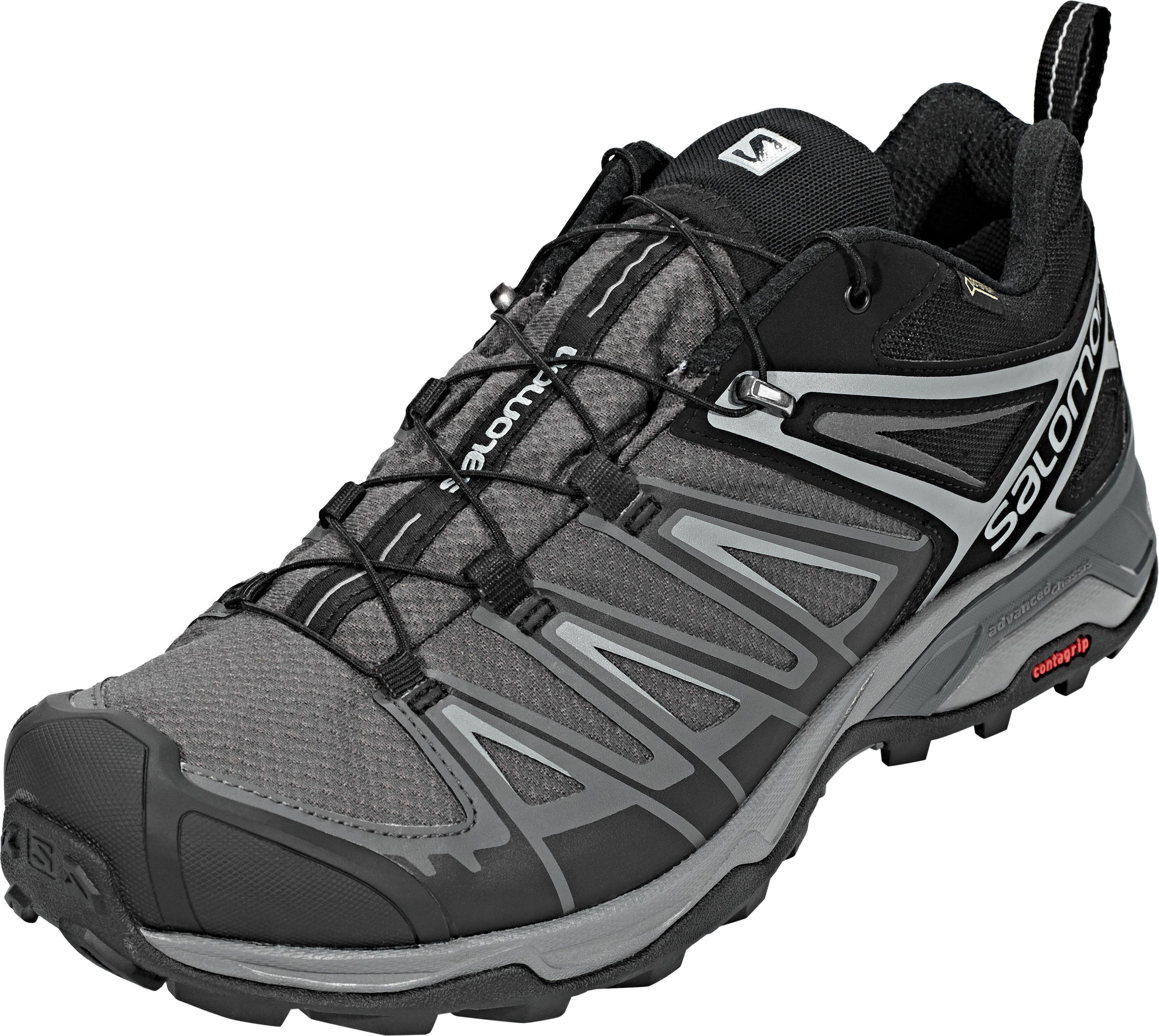 12a3d7d0df7 Salomon X Ultra 3 GTX - Calzado Hombre - gris negro